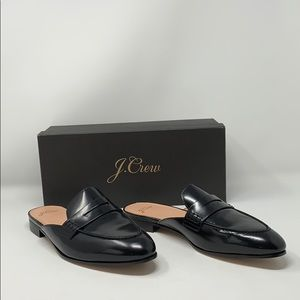 J. Crew Academy Loafer Mule